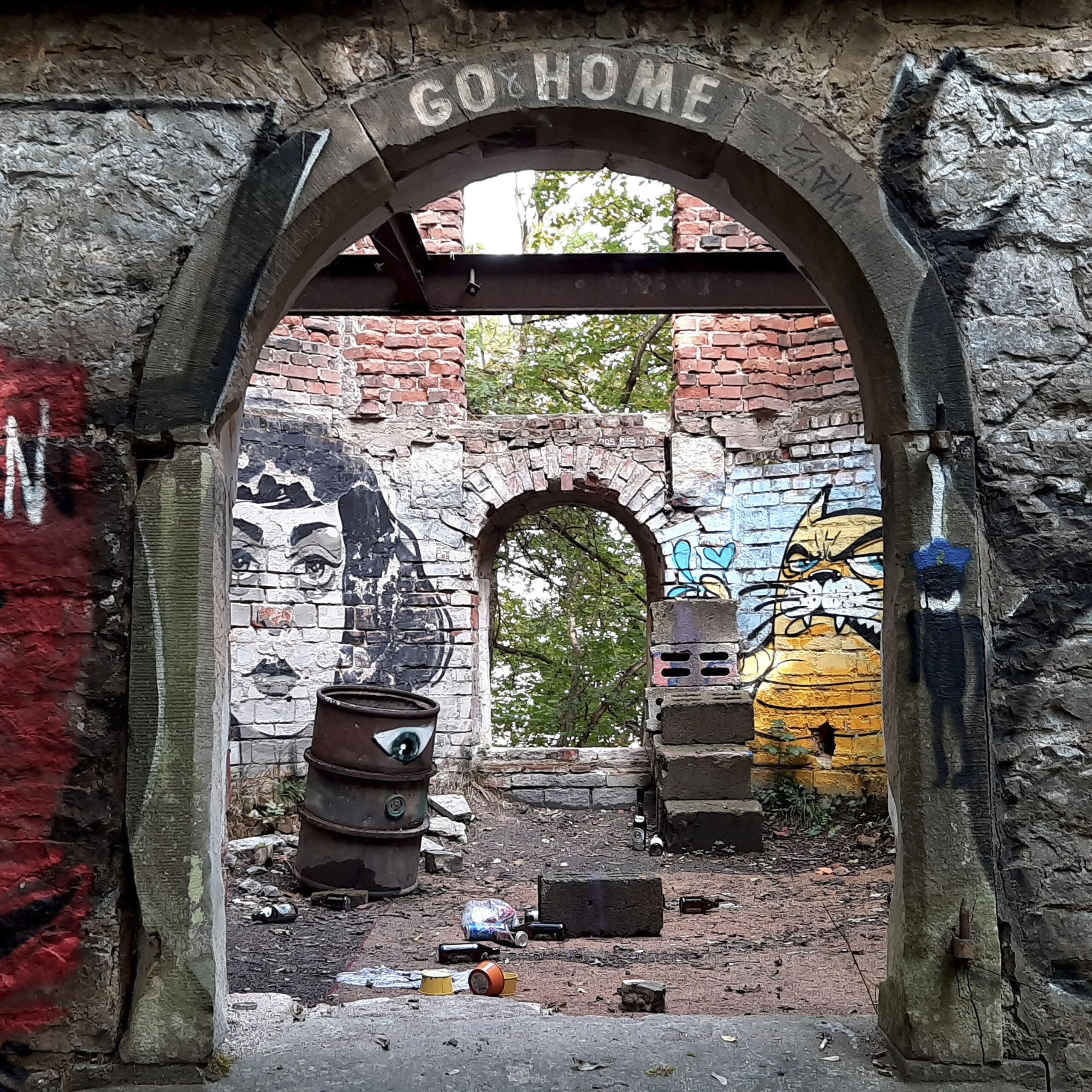 """Release: """"Go Home"""" von Grisu"""